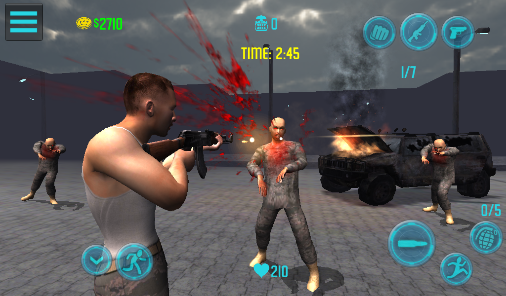 Eclipse Zombie - Assault- screenshot