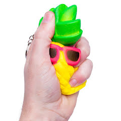Squeeze ball, Ananas