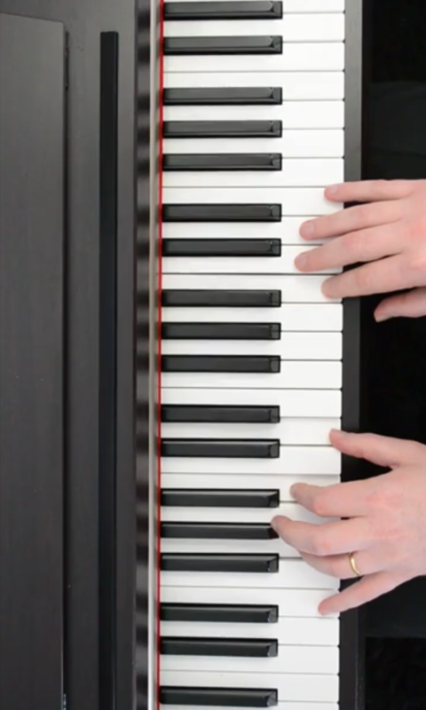 Piano Lessons- screenshot