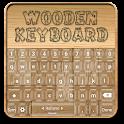 Clavier en bois icon