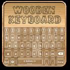 Teclado de madera icon
