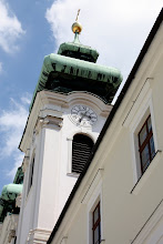 Photo: Day 66 - The City of Gyor -  Benedictine Church with two Towers #6