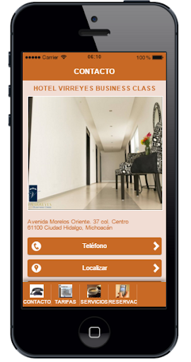 Hotel Virreyes Business Class