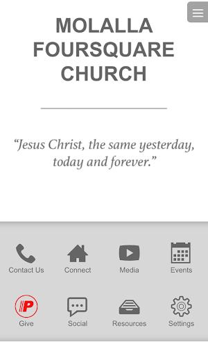 Molalla Foursquare Church