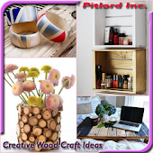 Creative Wood Craft Designs