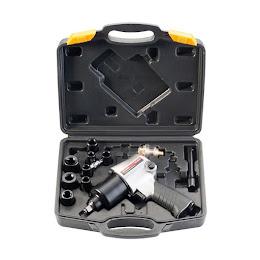 Trusa pistol pneumatic 1/2, 14 piese