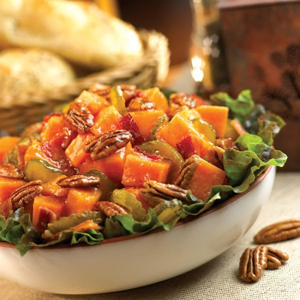 Sweet Potato Salsa Recipe