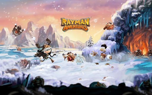 Rayman Adventures 3.9.1c screenshots 8