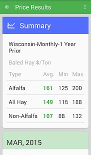 Hay Pricing- screenshot thumbnail