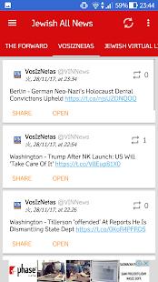 Jewish All News and Radio - náhled
