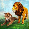 Angry Lion Simulator : Jungle Survival APK