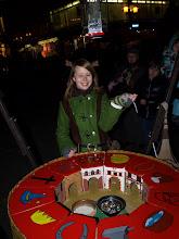 Photo: Mittelalterlischer Weihnachtsmarkt - Mediaeval Christmas Market Essen - Mäuselotto - Mouse Lottery