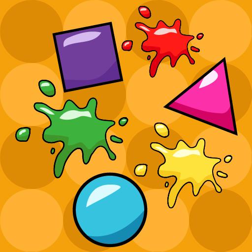 Onwijs Kleuren en vormen - Apps op Google Play PP-92