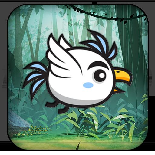 バードフライング:ゆるい無料 休閒 App LOGO-硬是要APP
