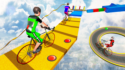 BMX Cycle Freestyle Race 3d filehippodl screenshot 2