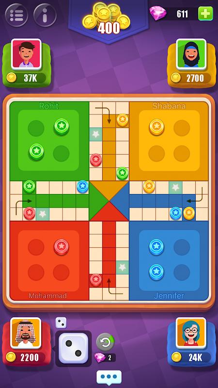 Ludo All Star - Online Classic Board & Dice Game screenshots