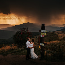 Wedding photographer Marcin Sosnicki (sosnicki). Photo of 12.09.2018