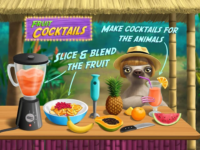 android Jungle Animal Hair Salon FULL Screenshot 10