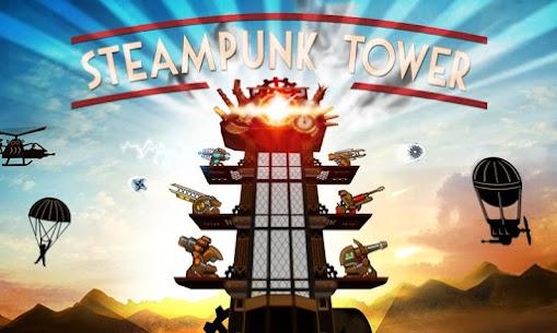 Steampunk Tower 6