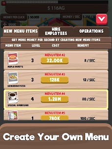 Idle Cafe Tycoon – My Own Clicker Tap Coffee Shop 2