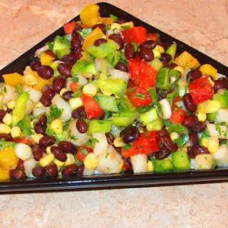 Mexican Bean Salad.