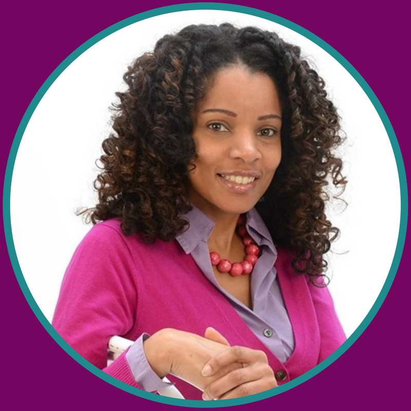 Erica Gordon - Ambitious Mompreneurs Summit