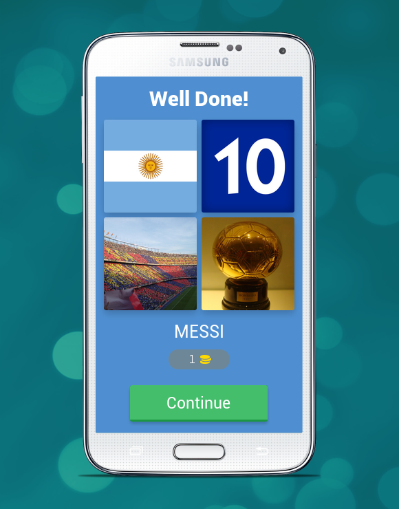 4 Pics 1 Footballer- screenshot