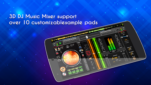 Download 3D DJ Mixer PRO Music Player On PC Mac With AppKiwi APK Downloader