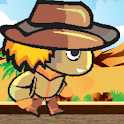 Mini Cowboy Runner icon