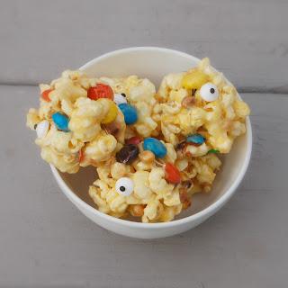 Popcorn (eye) Balls