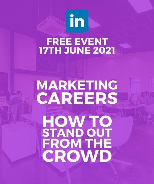 marketing careers how to stand out from the crowd
