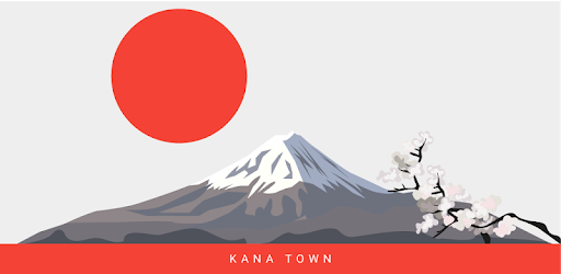 Kana Town: Learn Japanese, Hiragana & Katakana app (apk) free download for Android/PC/Windows screenshot