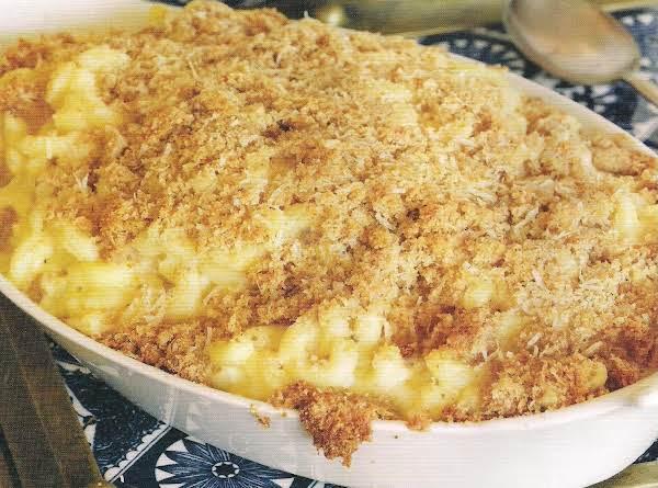 Billionaire's Macaroni And Cheese