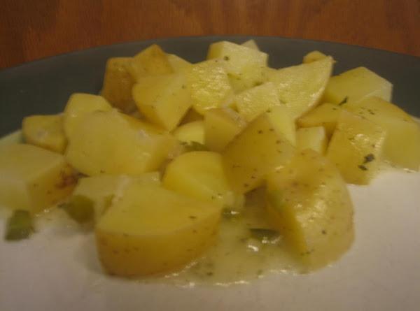 Golden Ranch Potatoes Recipe