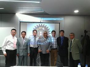 Photo: En el marco de la celebración de la II Semana Nacional de la Ciencia, Tecnología e Innovación, mes de Noviembre, nuestro Consejo de Consultoría de INNOVACIÓN, nos invita a una sesión LIVE BROADCASTING.  CONFERENCIA INNOVACIÓN TECNOLÓGICA 2012 Viernes 23 Noviembre 2012, 19hr - Madrid. (SPAIN, GMT +1) Viernes 23 Noviembre 2012, 13hr - Lima. (PERU, GMT -5)