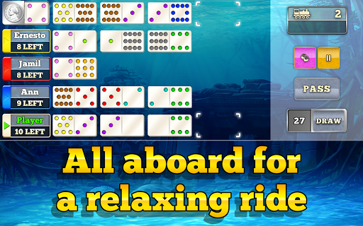Mexican Train Dominoes Gold 2.0.7-g screenshots 12