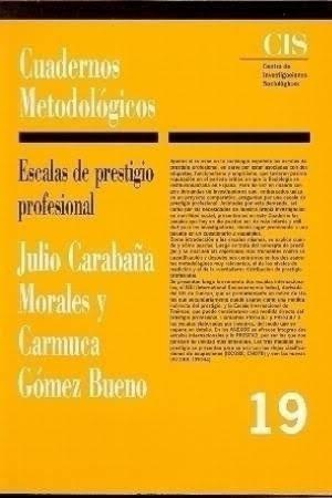 Escalas de prestigio profesional