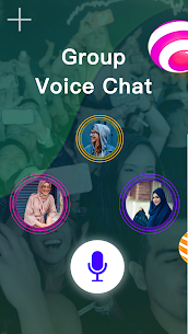 Azizi – Group Voice Chat 1