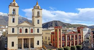 El Ayuntamiento es uno de los edificios más singulares del municipio.