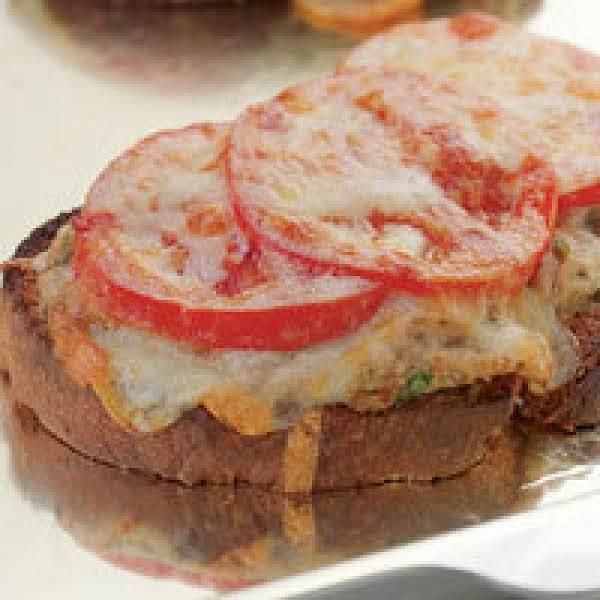 Tuna Melt Sandwich Recipe