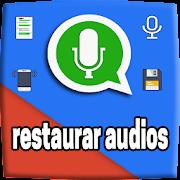 recuperar audios borrados : antigas&borradas