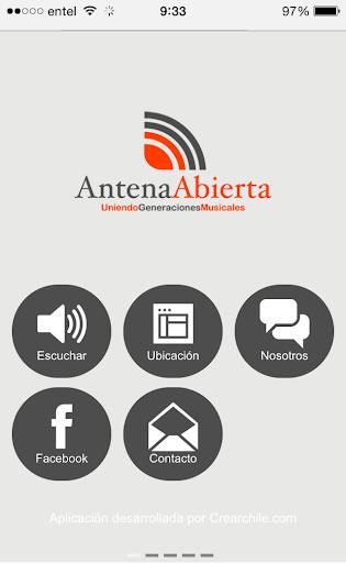 Radio Antena Abierta