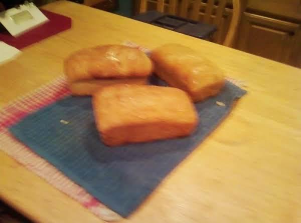 Finally My Bread,thanks For Everyones Help My 5 Loaves Are Greatttttttttt