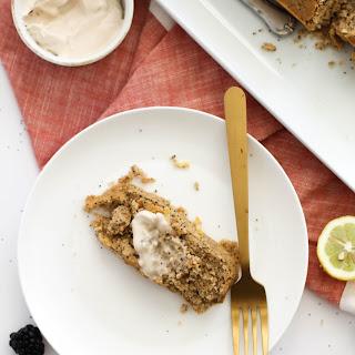 Lemon Poppyseed Breakfast Cake (V&GF).