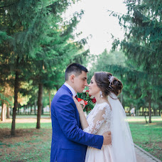 Wedding photographer Gulnaz Akhmetgalieva (gulnaz). Photo of 24.10.2017