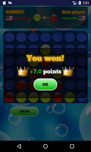 Connect 4 Online - Play four in a row 2.4.5 screenshots 2