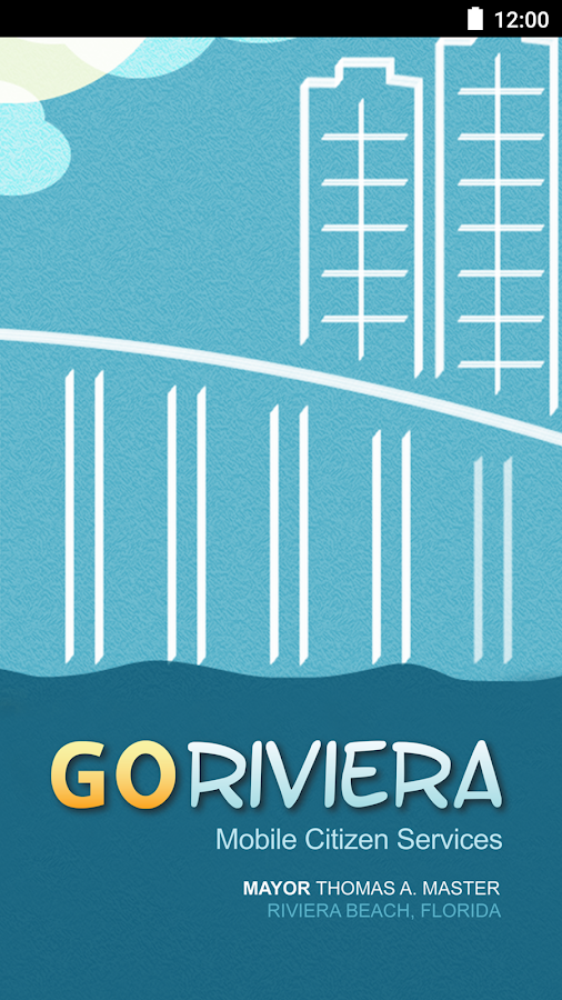 GoRiviera- screenshot