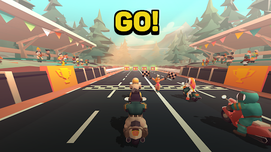 Hellrider 3 MOD APK [Unlimited Money + Unlocked + No Ads] 3