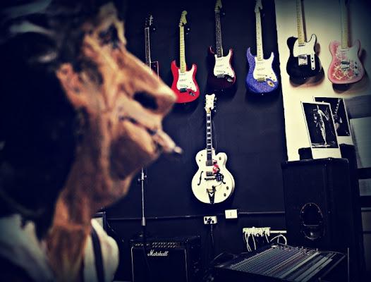 Rockstar di Claudio Mandica
