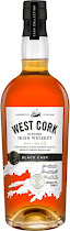 West Cork Black Cask Blended Irish Whiskey - 700ml